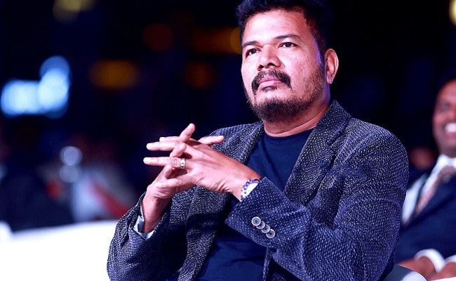 Shankar to Finish RC15 in Tighter Schedules