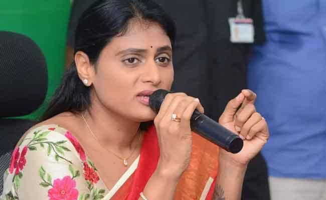Sharmila To Launch Party In March?