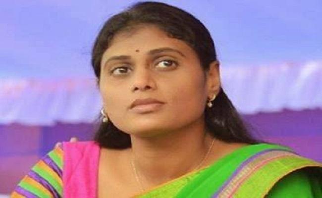 Will Sharmila Help Viveka's Daughter?