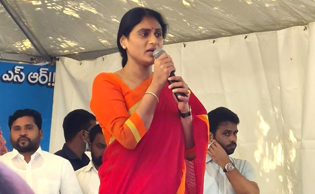 Sharmila Gets NOC From Vijayamma!