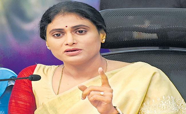 Sharmila Shows Her Power For The First Time