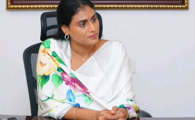 TDP Media's Stand On Sharmila's New Party