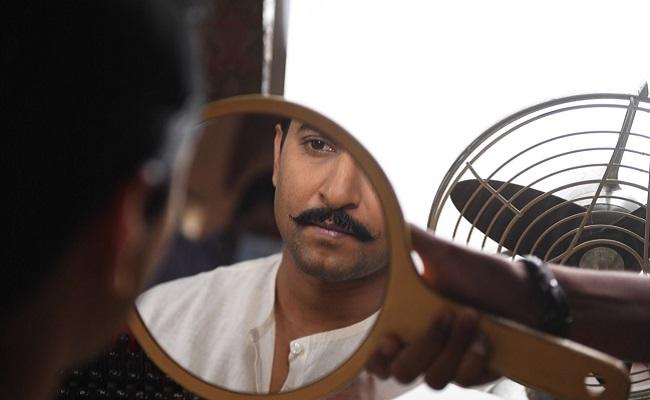 Pic Talk: Shyam Singha Roy Gazes Into The Mirror