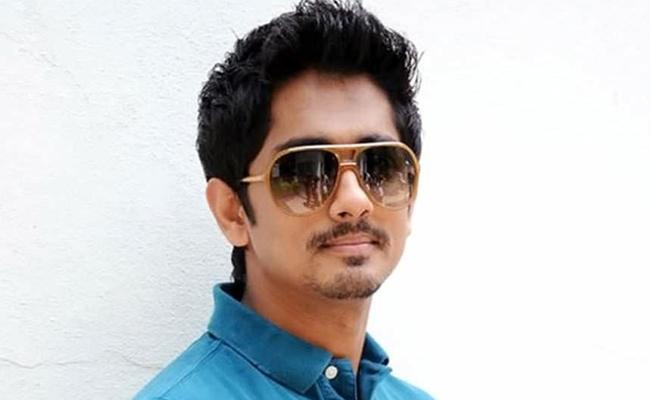 BJP denies Actor Siddharth's charge of murder threats