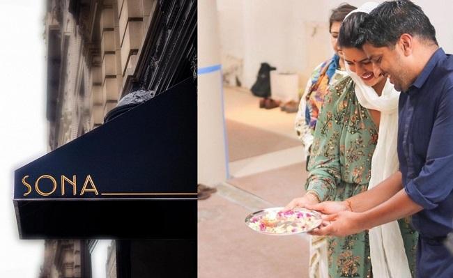 Actress Opens Indian Restaurant In New York