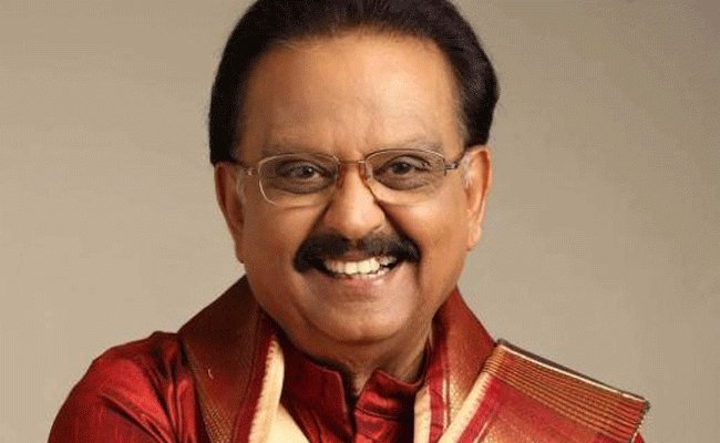 SPB Honoured With Padma Vibhushan