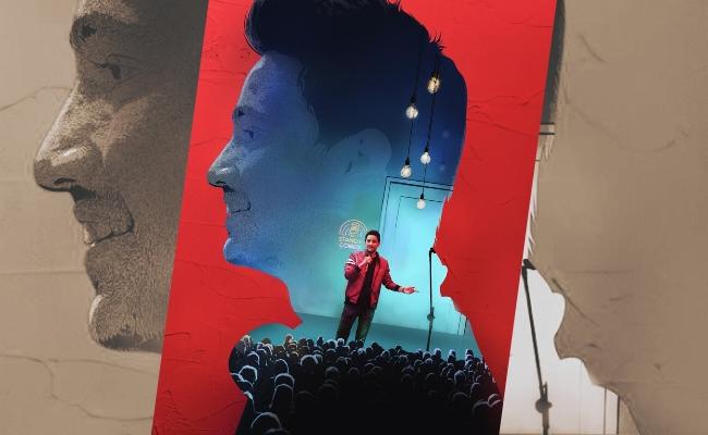 Stand Up Rahul: Raj Tarun Performs On Stage