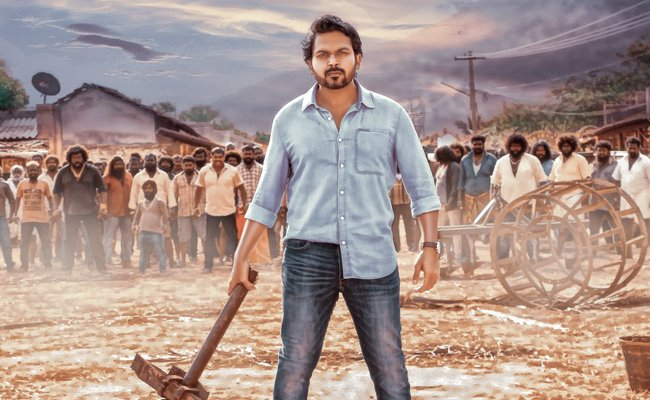 Sulthan Review: A Cumbersome Effort