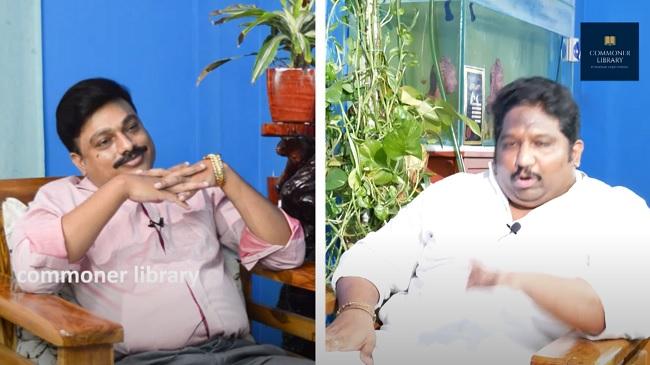 Dilip Sunkara Stripping ABN RK In Videos