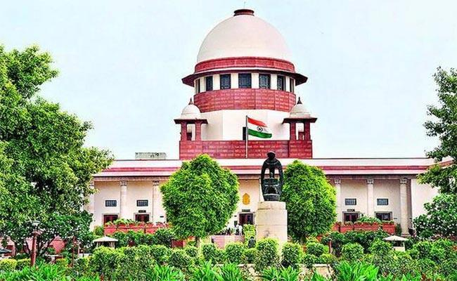 SC stays controversial order of AP high court