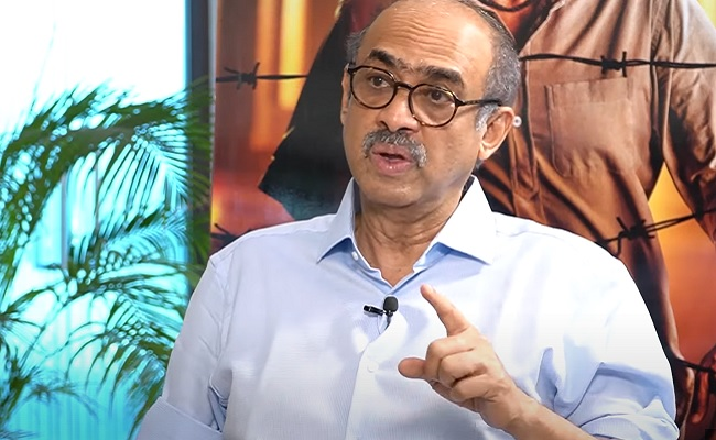 Suresh Babu: 'I am Not As Clever As Many Think'