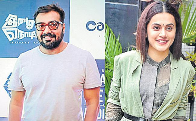 Discrepancy worth Rs 300 cr: IT Dept on Taapsee, Anurag Raids