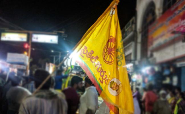 Rift in Vijayawada TDP ahead of civic polls