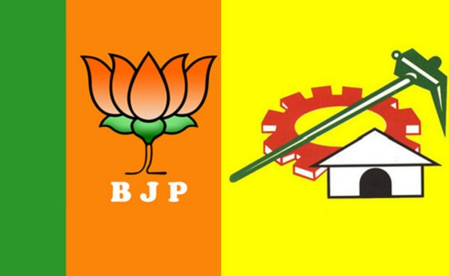 BJP Says A Firm 'No' To TDP's Hand Shake