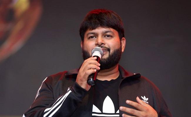 Mahesh Babu Sets Target for Thaman
