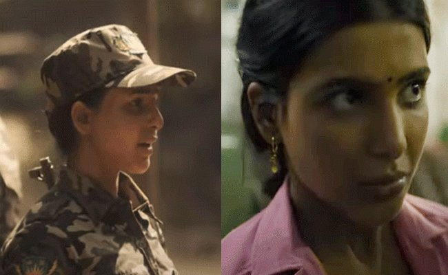 The Family Man 2 Trailer: Samantha Stunned With Her Look