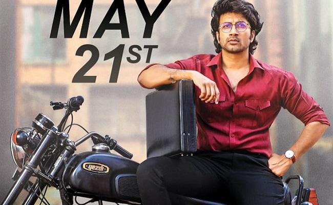 Satya Dev's 'Thimmarusu' locked for May release