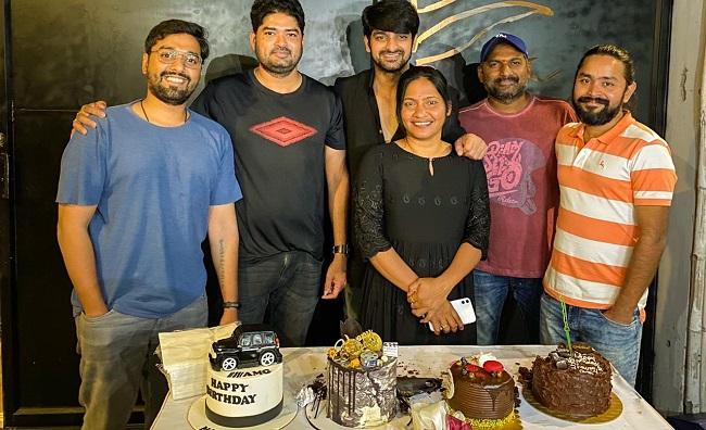 Pic Talk: 5 Directors Surprise Shaurya On His Birthday
