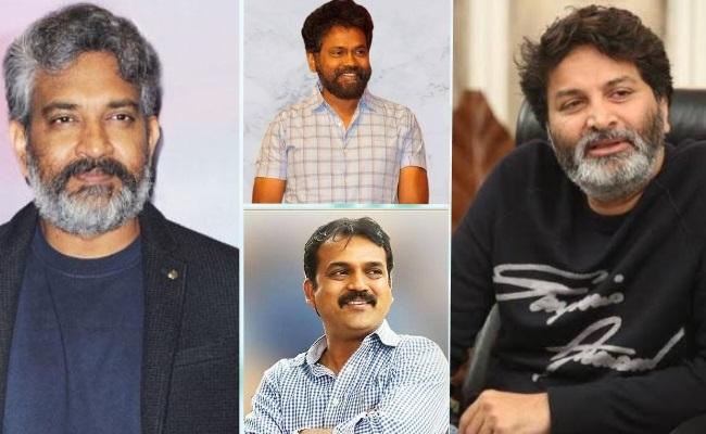 Tollywood Top Directors Getting 20 Plus Crores