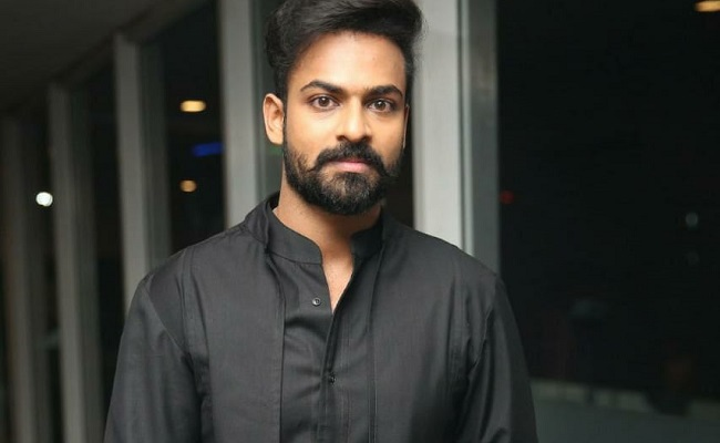 We Shot For Uppena in Really Tough Conditions: Tej.. - Greatandhra.com