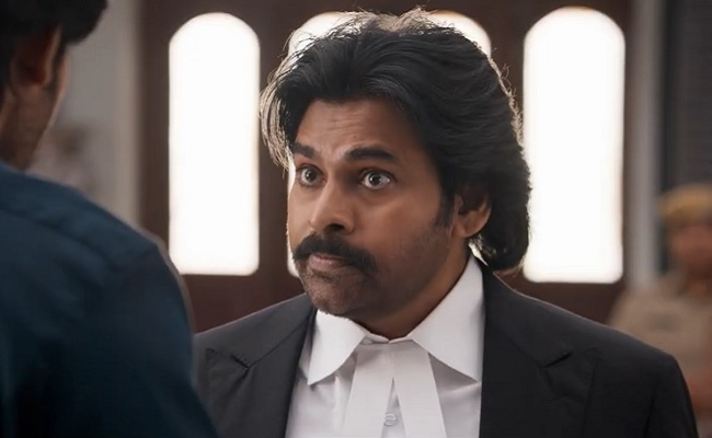 Vakeel Saab collapses in the second weekend