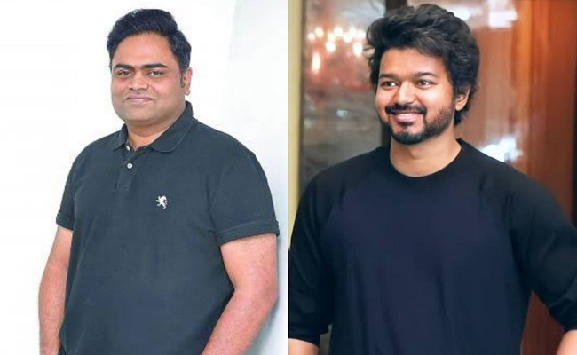 Vamsi Paidipally's Pan India Film With Vijay