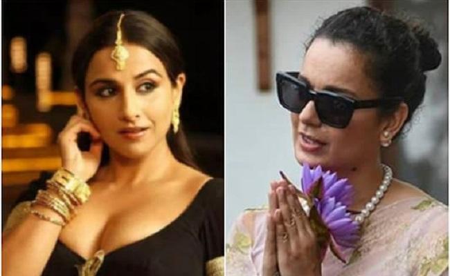 Kangana Openly Praises Other Actress