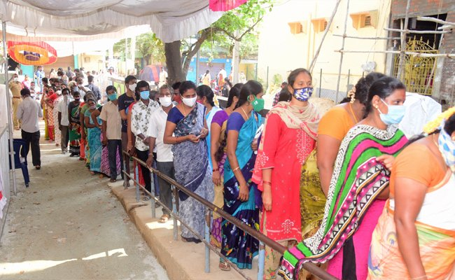 Only Reason For No Money Distribution In Tirupathi By-Poll