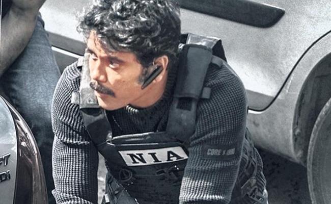 Real Major Was Hired For Wild Dog: Nagarjuna