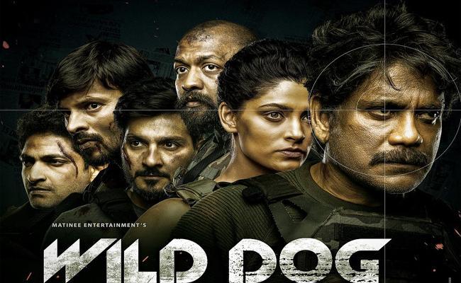 Every Hyderabadi Will Relate to Wild Dog: Nagarjuna.. - Greatandhra.com