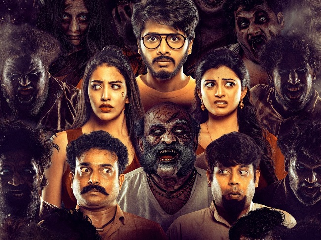 Pic Talk: Zombies Scare Teja And Batch